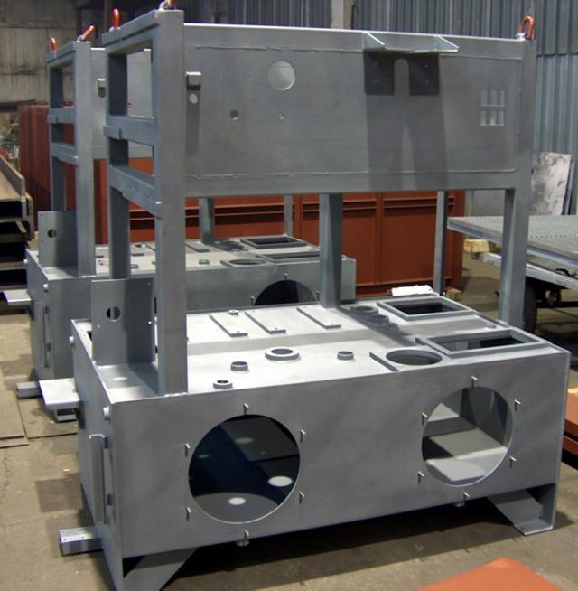 Kupić Konstrukcje dla branży budowy maszyn i urządzeń