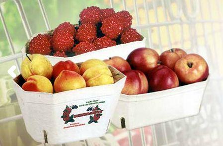 Kupić Opakowania dla żywności: owoców, grzybów, warzyw, jaj,