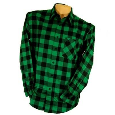 Kupić Koszula flanelowa Urgent green
