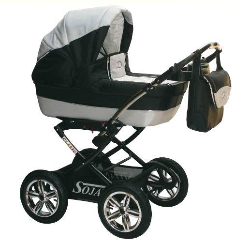 Kupić Infiniti - funkcjonalny i wygodny wózek spacerowy z fotelikiem samochodowym