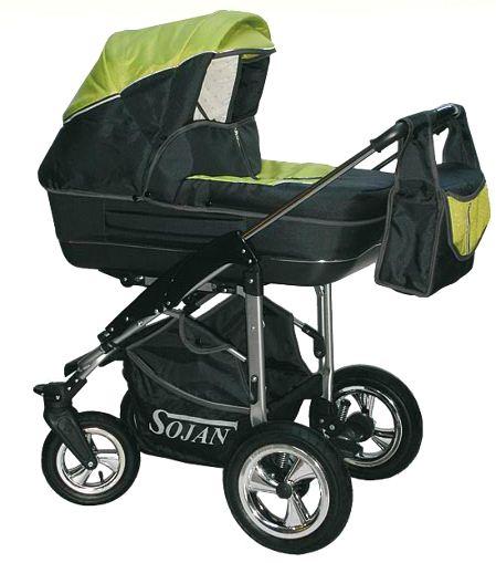 Kupić Comfort SK - lekki i wygodny wózek spacerowy z fotelikiem samochodowym