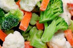 Kupić Mrożone warzywa