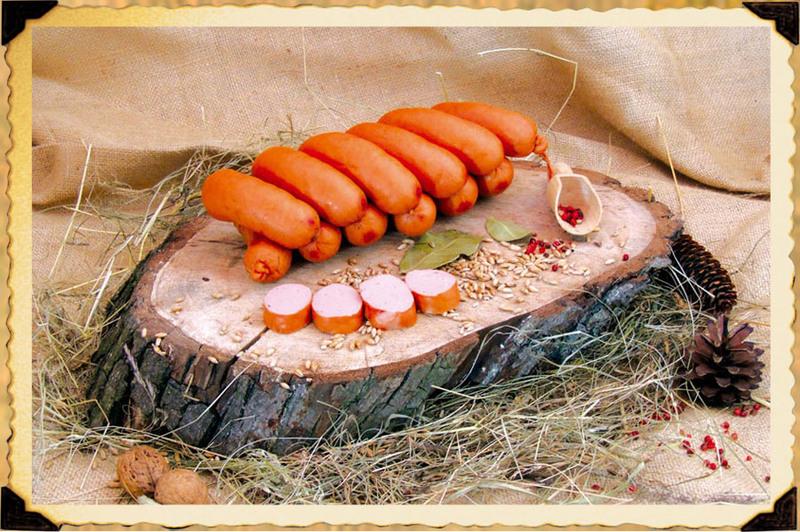Kupić Kiełbasa parówkowa z wołowiną extra