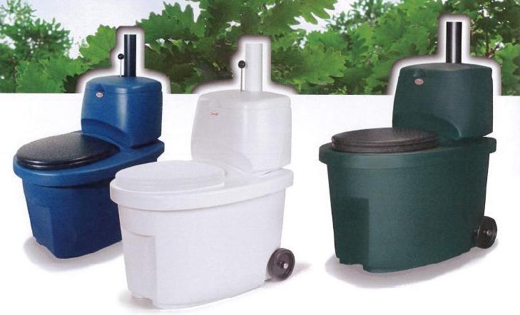 Kupić Sucha toaleta Biolan biała, niebieska lub zielona