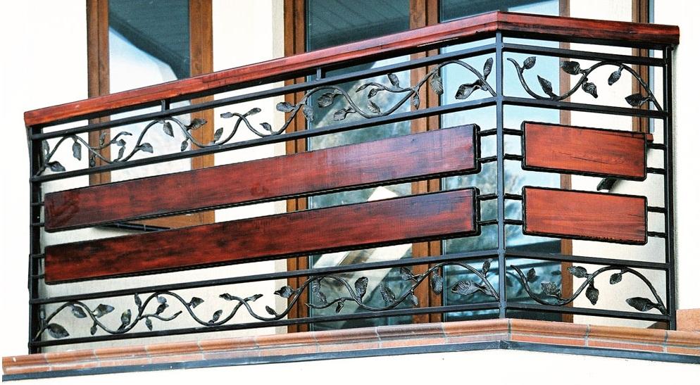 Balustrady balkonowe białystok