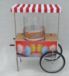 Kupić Urządzenie do waty cukrowej TORNADO na wózku