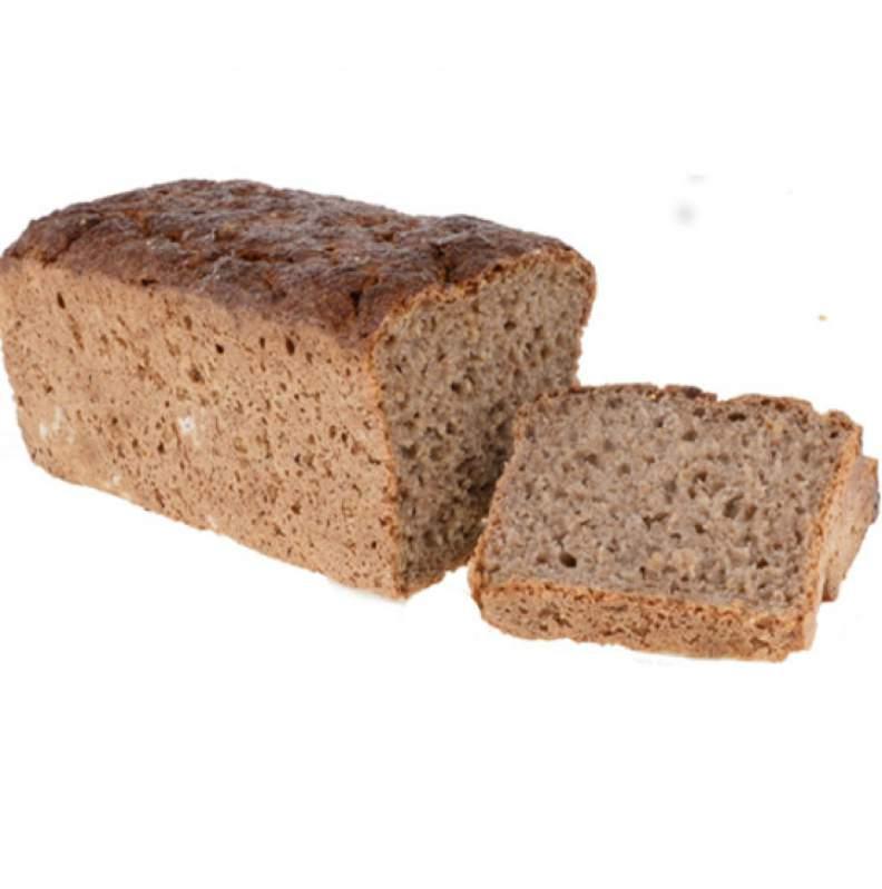 Kupić Chleb żytni na zakwasie bez drożdży