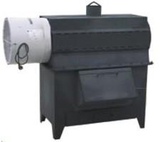 Kupić Nagrzewnica powietrza na paliwa stałe CT 50 - z odprowadzeniem spalin