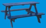 Kupić Drewniany stół piknikowy