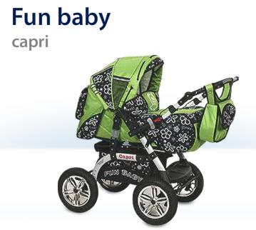 Kupić Wózki dziecięce Capri