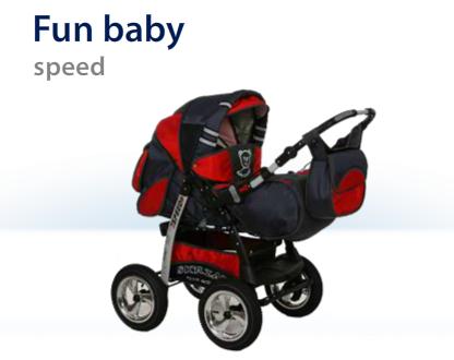 Kupić Wózki dziecięce Speed