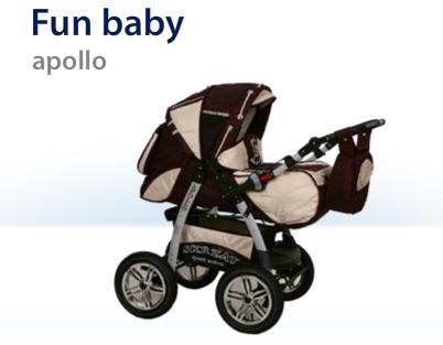 Kupić Wózki dziecięce Apollo