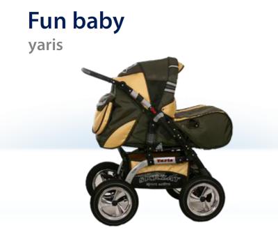 Kupić Wózki dziecięce Yaris