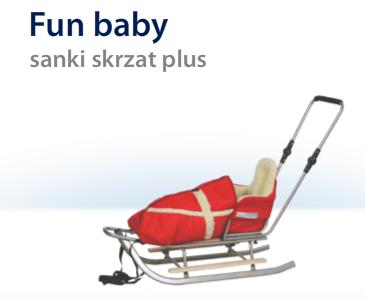 Kupić Sanki dziecięce