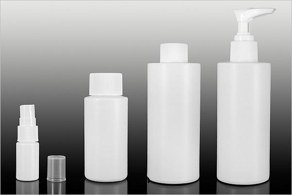 Butelki z HDPE