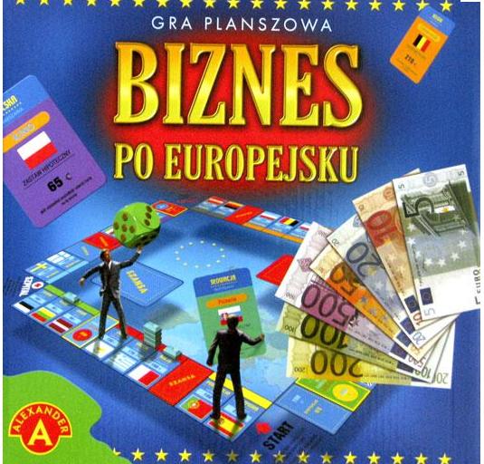 Kupić Gra- Biznes po europejsku