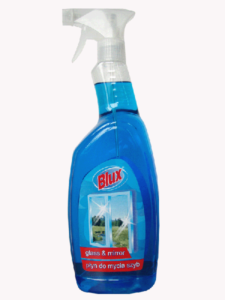 Płyn do mycia szyb 1000 ml spray
