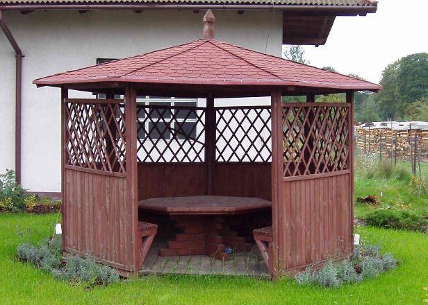 Kupić Altany ogrodowe