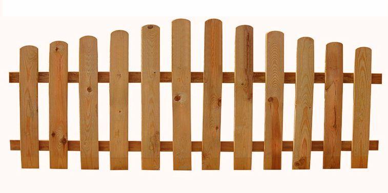 Kupić Drewniane ogrodzenia panelowe