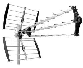 Kupić Antena kierunkowa do cyfrowej telewizji naziemnej DVB-T Cabletech model ANT0558