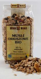 Kupić Musli orkiszowe