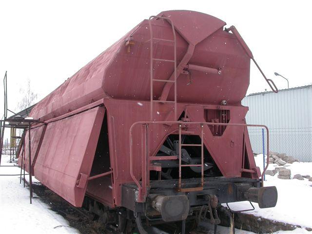 Kupić Wagony samowyładowcze typu 24 Ve