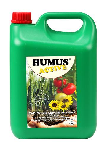 Kupić Polepszacz organiczno-mineralny Humus Active