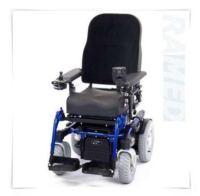 Kupić Wózki z napędem elektrycznym firmy Reha Fund.