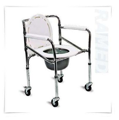 Kupić Krzesło toaletowe na kółkach