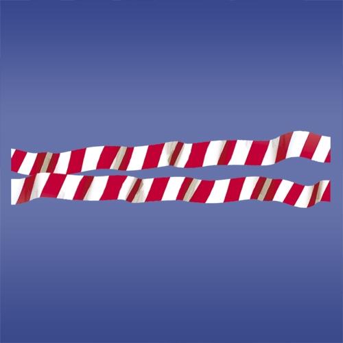 """Kupić TO6 Taśma """"biało-czerwona"""" (80 x 0,05 - 100mb)"""