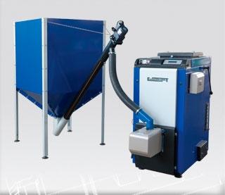Automatyczne kotły EKO-PE 20 -35 kW