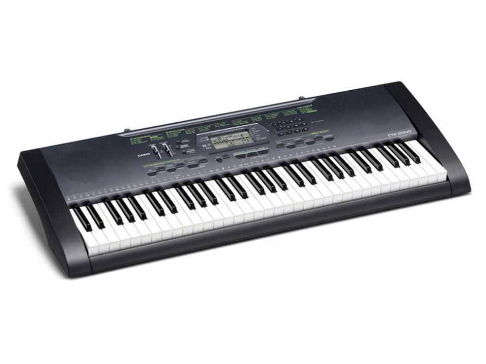 Keyboard Casio CTK-2000