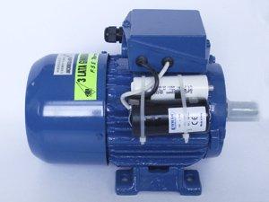 Kupić Silniki jednofazowe z kondensatorem rozruchu pracy