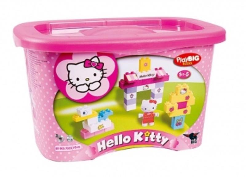 Kupić BIG Klocki Hello Kitty w pudełku