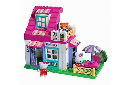 Kupić Big - Domek Hello Kitty 59 elementów