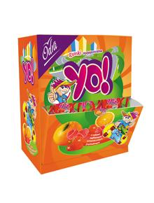 Kupić Gumki rozpuszczalne mix smaków Yo!