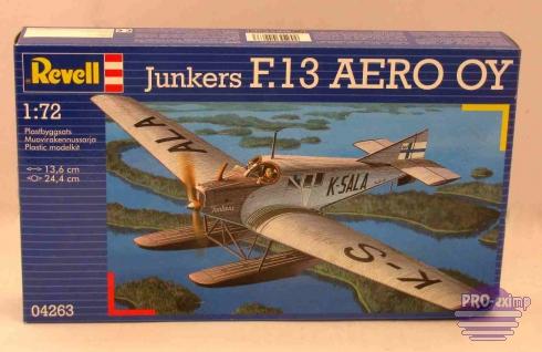 Kupić Model samolotu Junkers F.13 do składania