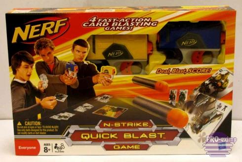 Kupić Pistolety Nerf N-Strike quick blast Hasbro