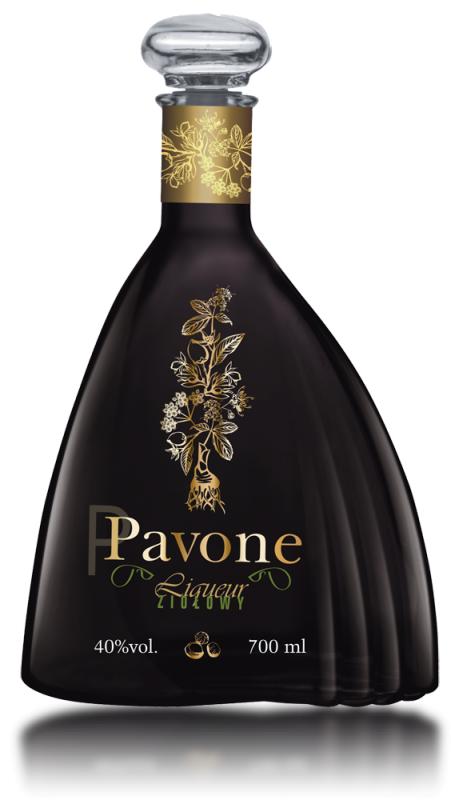 Kupić Likier Pavone - ziołowy 700 ml 40% obj.