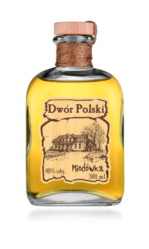 Kupić Miodówka Dwór Polski 500 ml 40% obj.