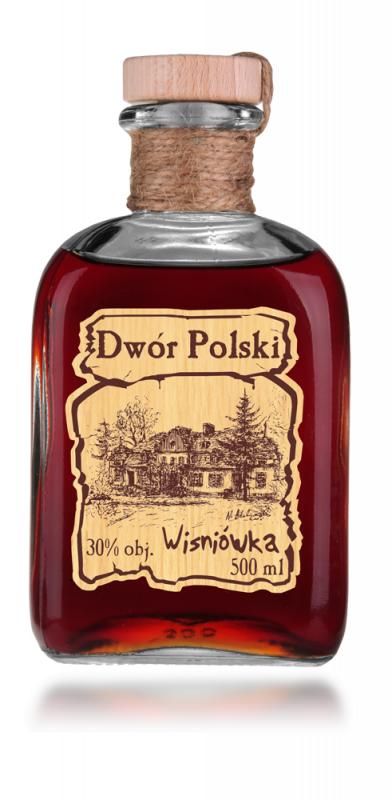 Kupić Wiśniówka Dwór Polski 500 ml 30% obj.
