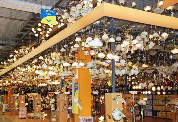 Kupić Kratownice do ekspozycji oświetlenia