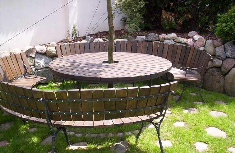 Kupić Kute meble ogrodowe wykonywane wg. projektu klienta