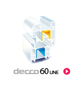 Kupić Okna plastikowe decco 60 line