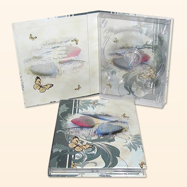 Kupić Etui na płyty CD/DVD drukowane