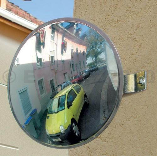 Kupić Lustro bezpieczeństwa, zewnętrzne, okrągłe, 300 mm