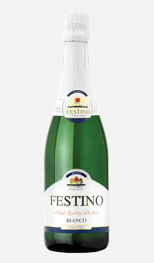 Wino musujące Festino