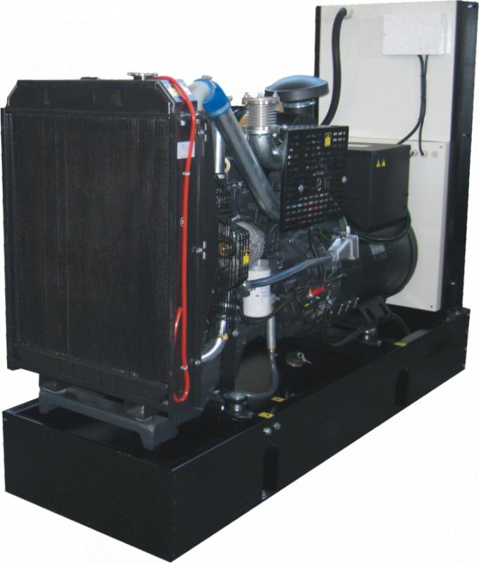 Kupić Agregaty nieobudowane instalowane w pomieszczeniach IVECO Motors Seria GV