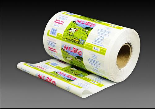 Kupić Folia do pakowania płynnych artykułów spożywczych