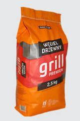 """Kupić Węgiel drzewny """"Grill Premium"""" o wartości opałowej 31.700 kJ/kg."""
